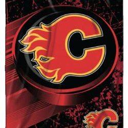 Calgary Flames Throw