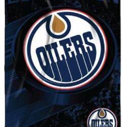 Oilers Throw