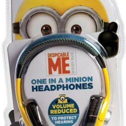 Despicable Me One in a Minion Headphones