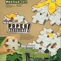 Recycle Factory Puzzle Set
