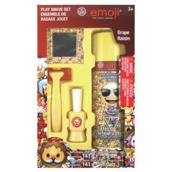emoji play shave set