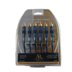 Acoustic Research RCA Audio/Video Cable