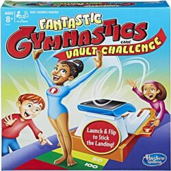 Fantastic Gymnastics Vault Challenge Game