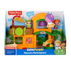 FisherPrice Little People Manners Marketplace