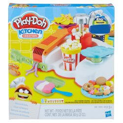 Play-Doh Kitchen Creations Movie Snacks
