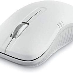 Verbatim Wireless Notebook Optical Mouse White