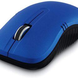 Verbatim Wireless Notebook Optical Mouse Blue