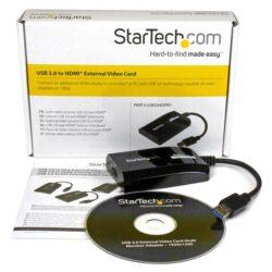 StarTech USB 3.0 to HDMI External Video Card