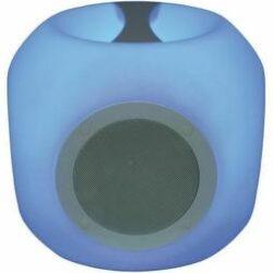 Sylvania Indoor/Outdoor Wireless Bluetooth Speaker. Model: SP688.