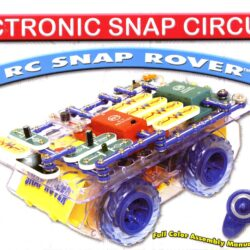 Electronic Snap Circuits by Elenco - RC Snap Rover