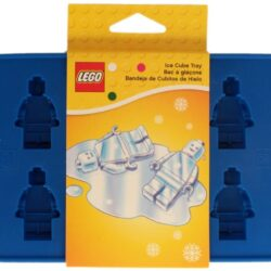 LEGO Mini Figure Ice Cube Tray