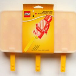 Lego Minifigure Ice Lollipop Popsicle Mould Mold Tray