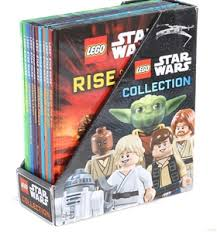 Lego Star Wars 10 Book Collection