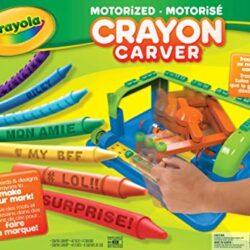 Crayola Motorized Crayon Carver