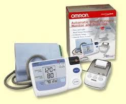Omron Automatic Blood Pressure Monitor Model HEM-705CP