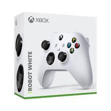 Xbox Robot White Controller
